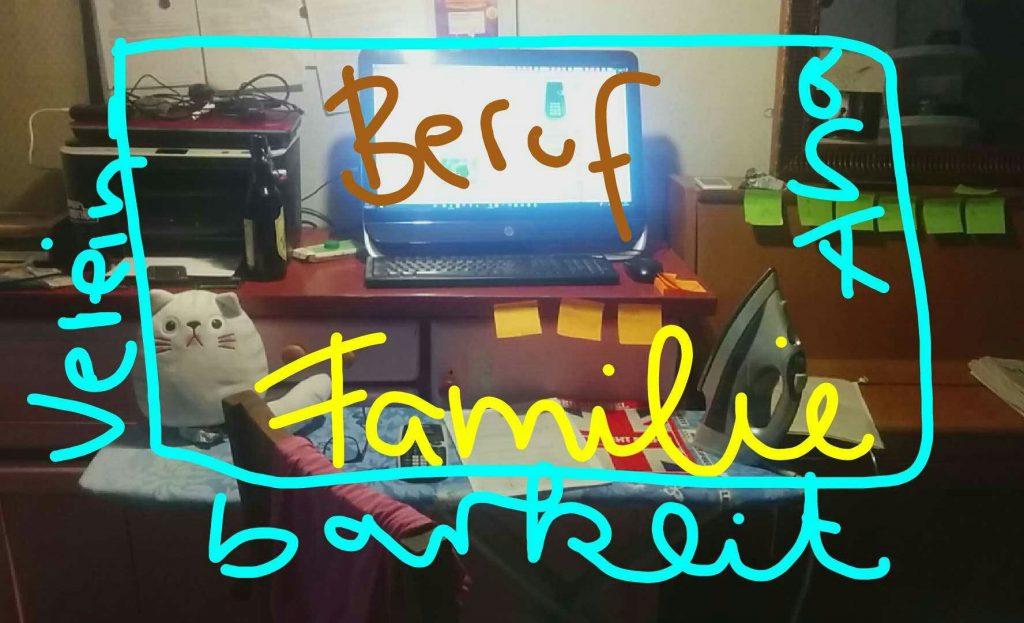 Vereinbarkeit, Familie, Beruf, Kinder